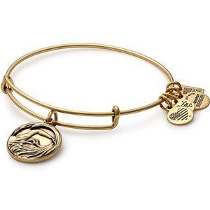 Alex and Ani Swim Charm Bracelet